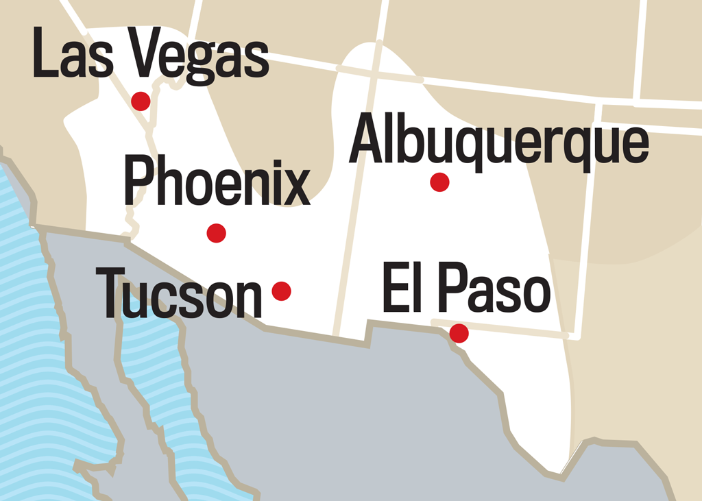 24 hours in the old pueblo. are you ready?-us-14-map.png