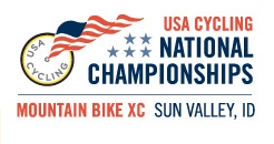USA Cycling Mountain Bike Cross Country logo