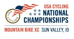 USA Cycling Mountain Bike Cross Country logo