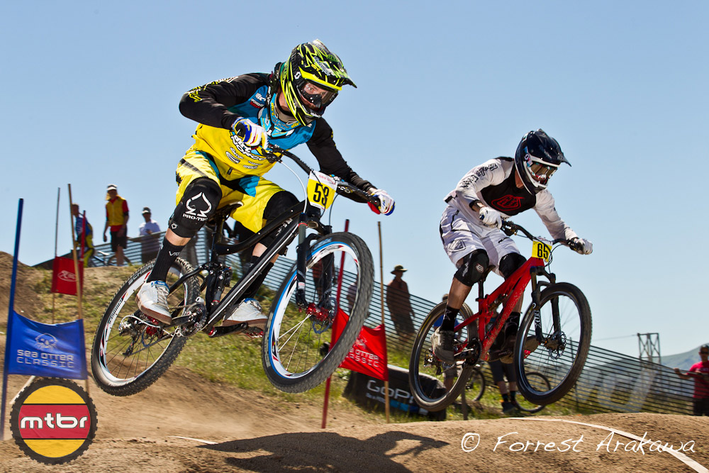 Duncan Riffle charging for Team Norco!!!