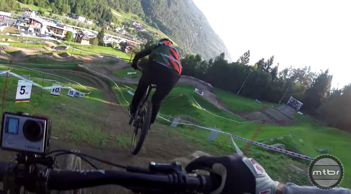 Claudio Caluori, Steve Peat, and Rob Warner offer some insight into this year's grueling World Championship course in Val Di Sole, Italy.