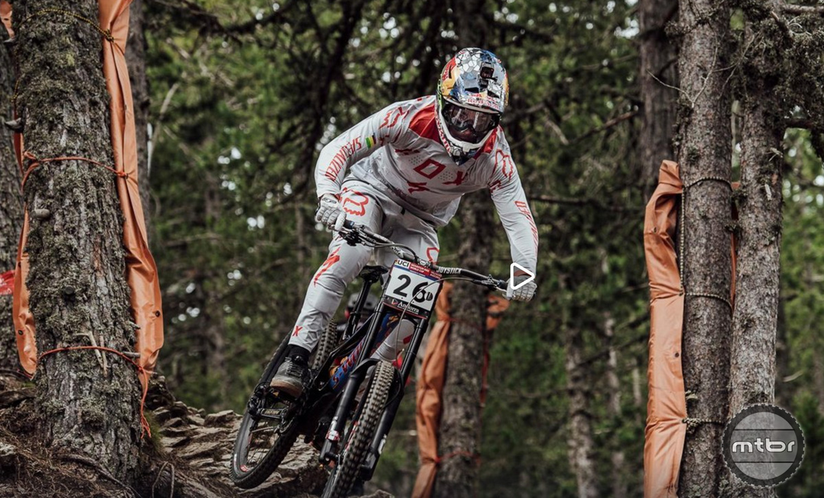 Vallnord World Cup DH