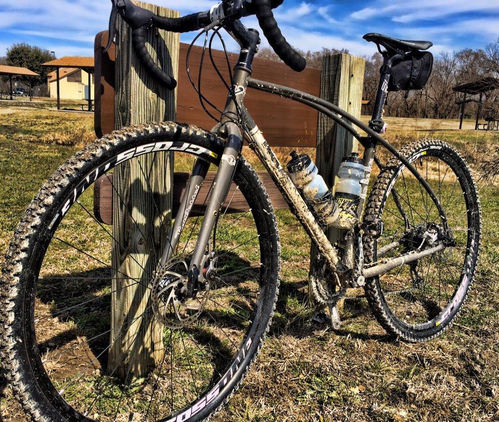 gravel vs cx bike for singletrack. Black Bedroom Furniture Sets. Home Design Ideas