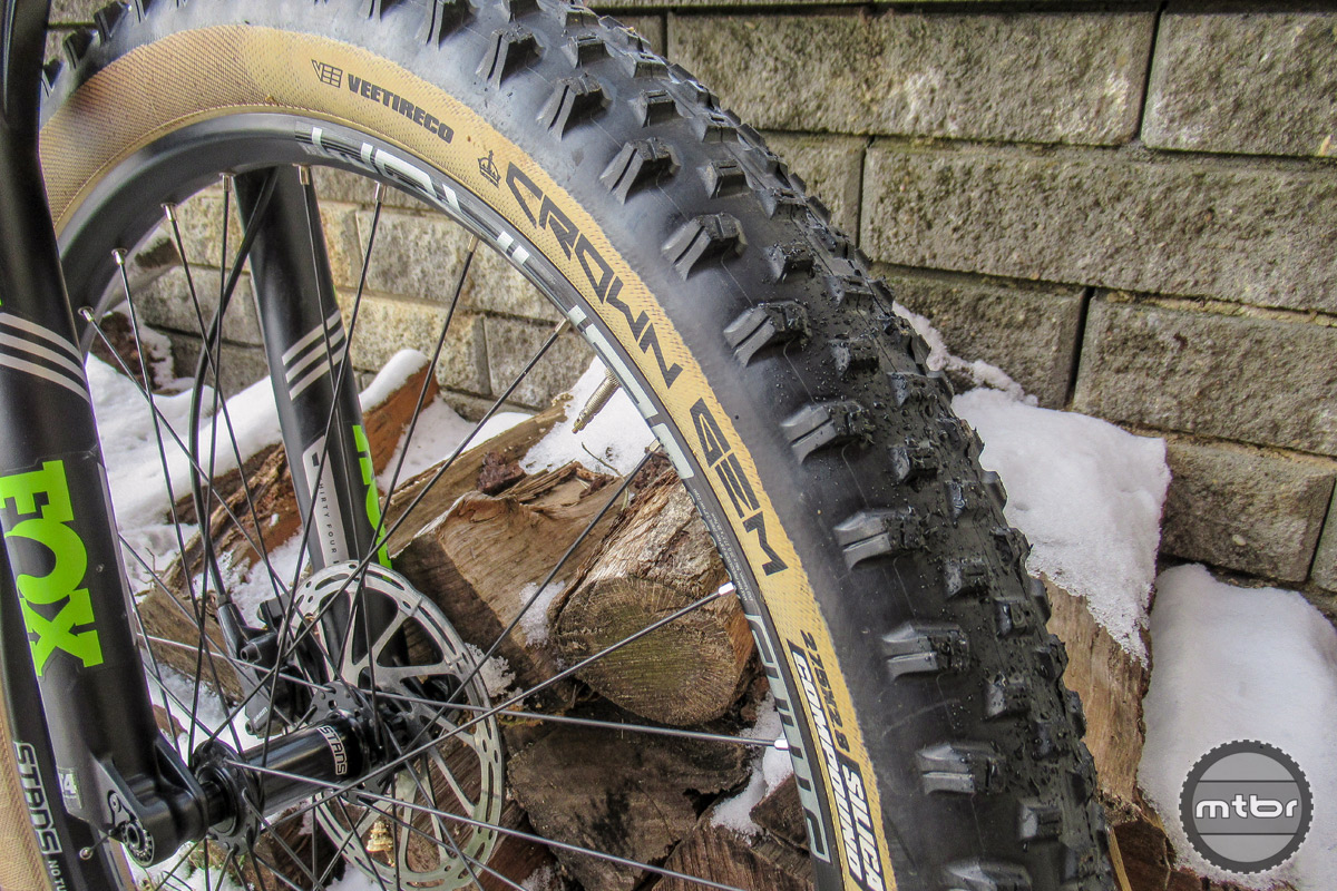 Vee Crown Gem Plus Review Mtbr Com
