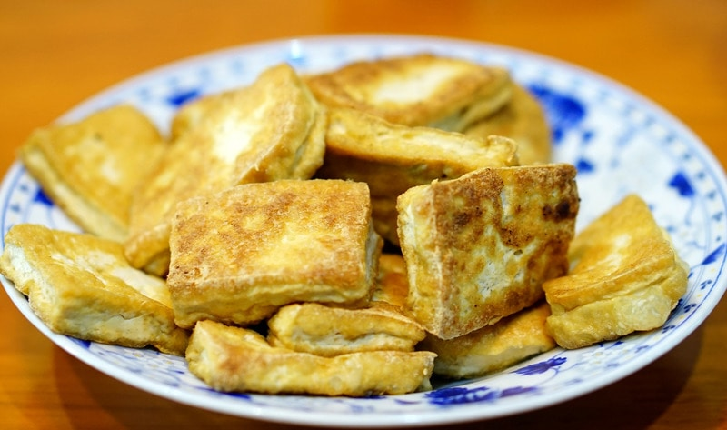 Vegetarian and Vegan Passion-vegnews.friedtofu.jpg