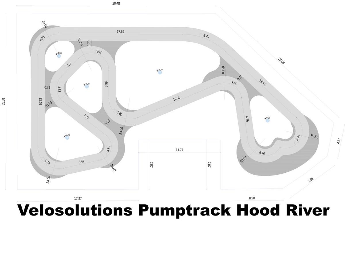 Hood River Pump Track