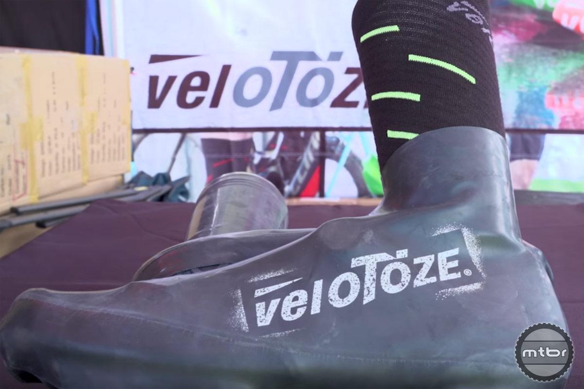 VeloToze Active Compression Sock