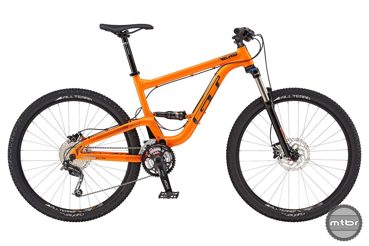 gt verb full suspension mountain bikes for under 1600 mtbr com