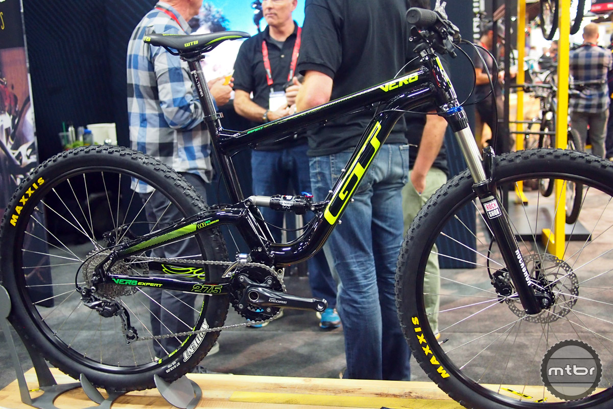 Although not the most interesting bike to the harcore enthusiast, the Verb  plays an important part in GT's 2016 model lineup.