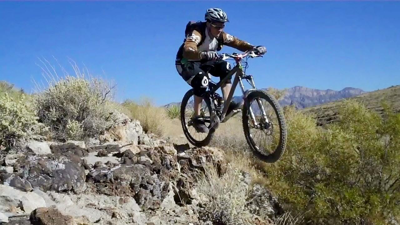 Las Vegas Cowboy Trails: Flat, Wide, Boring......-vid00876.jpg