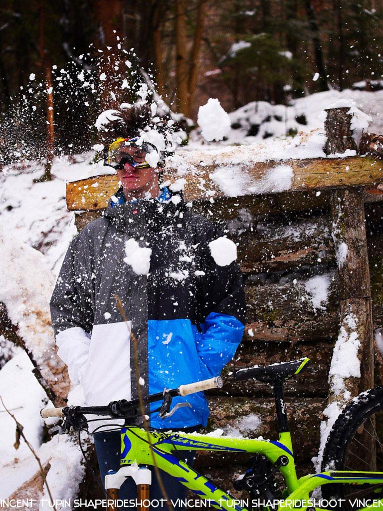 Vincent boule-de-neige