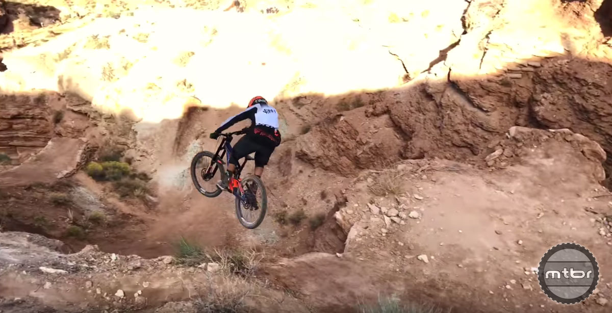 Behind the scenes at Rampage with Vincent Tupin