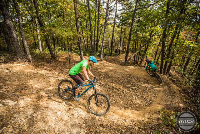 New IMBA Ride Centers