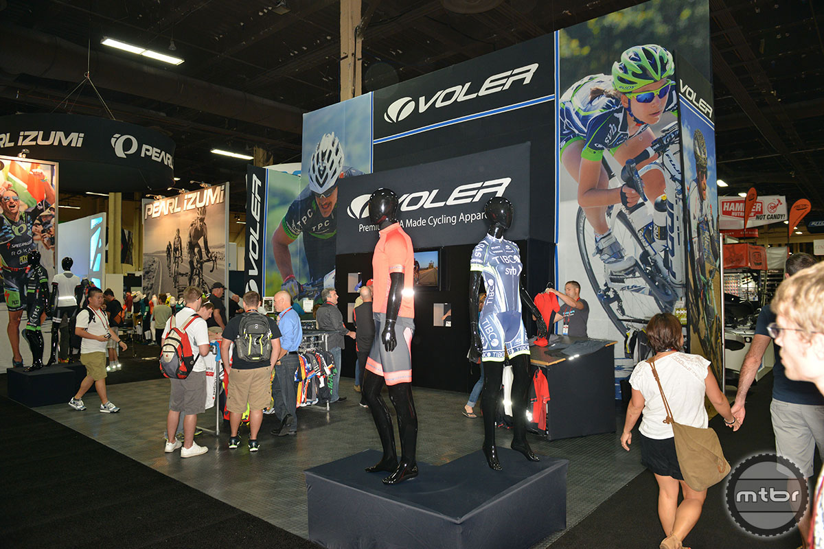 Voler Booth Interbike 2014