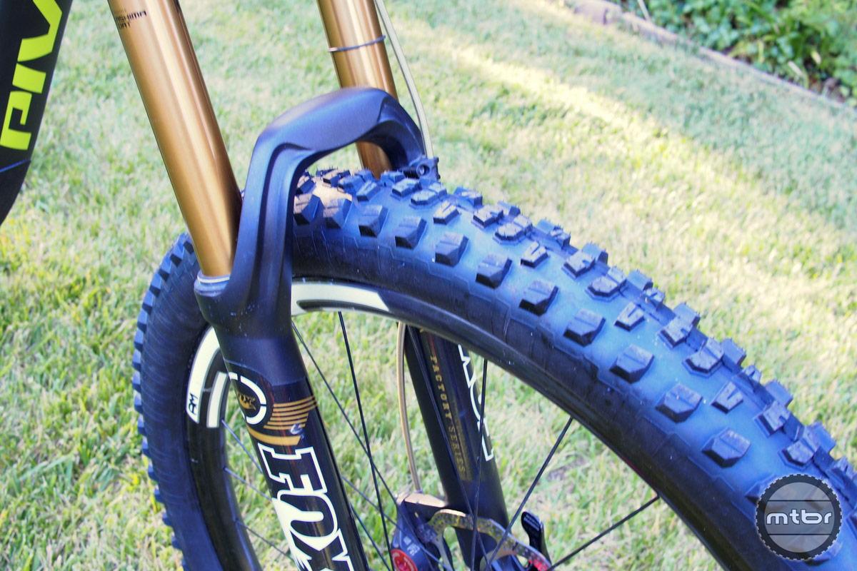 Vredestein Bobcat Front Quarter Profile