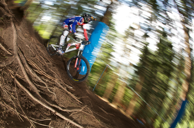 Mountain Bike World Championships at Val Di Sole, Italy