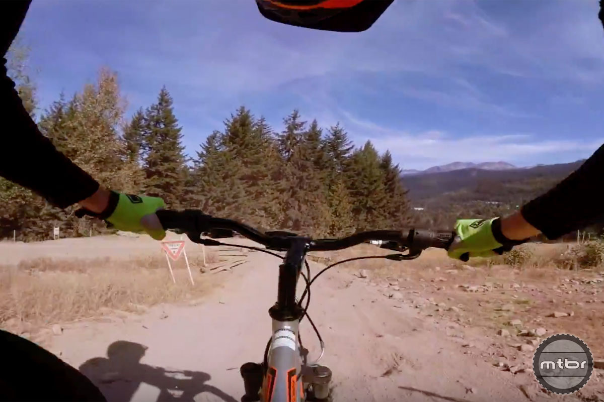Walmart Bike vs Whistler Bike Park