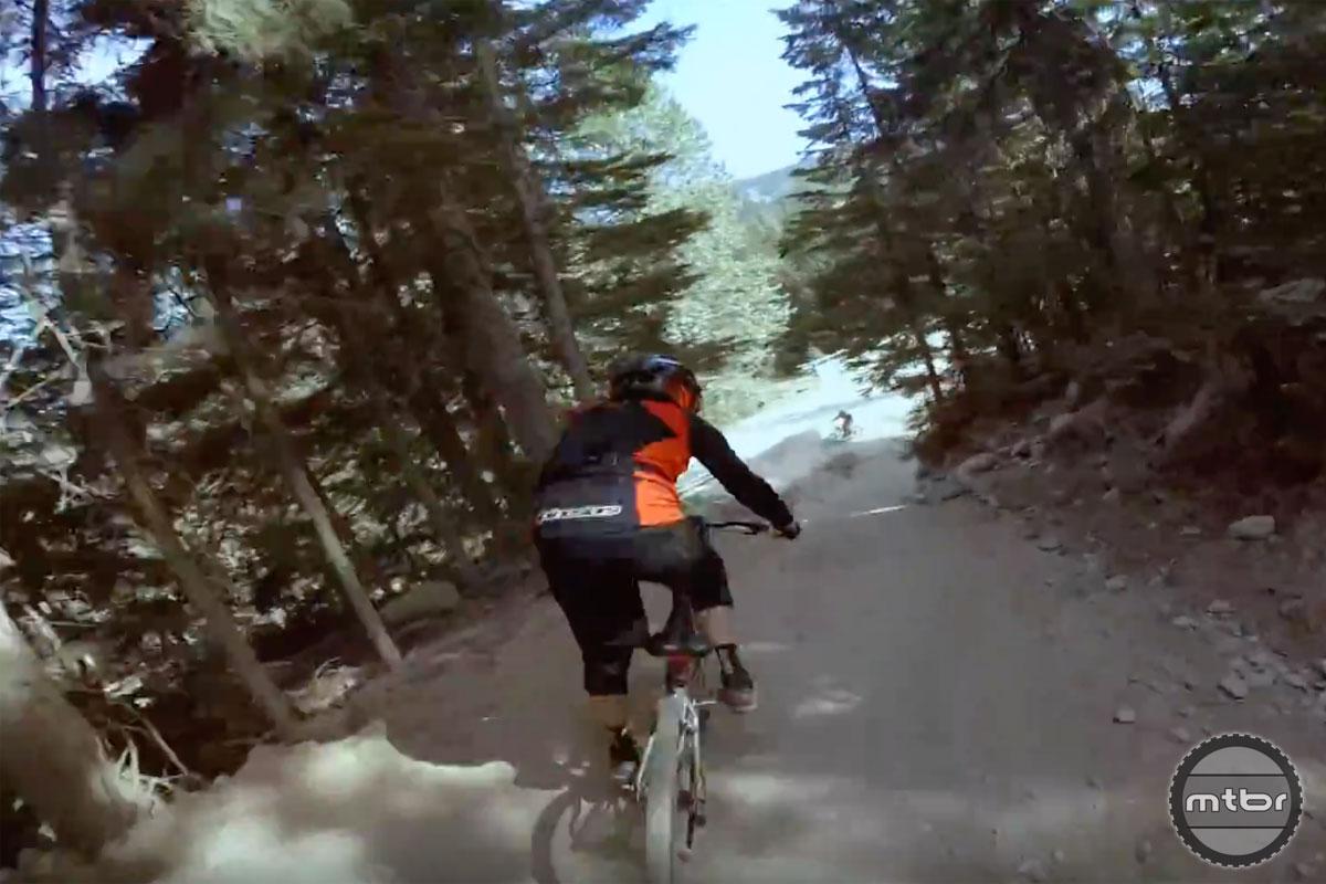 Walmart Bike vs Whistler Bike Park