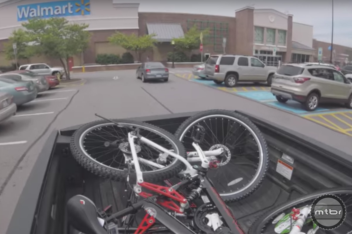 4. $149 bike versus a real MTB trail
