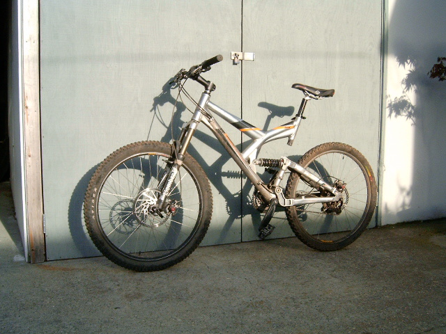 Has Anyone Owned This Bike Giant Warp Ds1 Mtbr Com