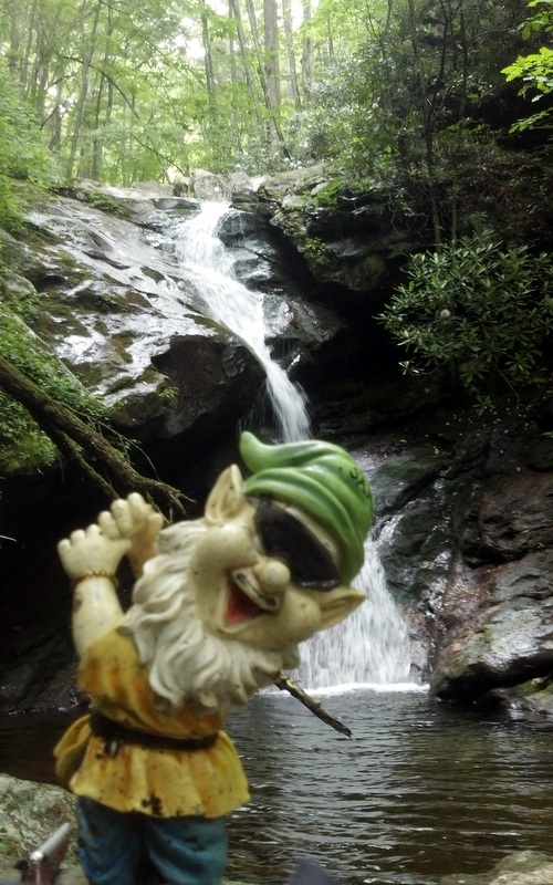 Adventures with the Pisgah Gnome-waterfall.jpg
