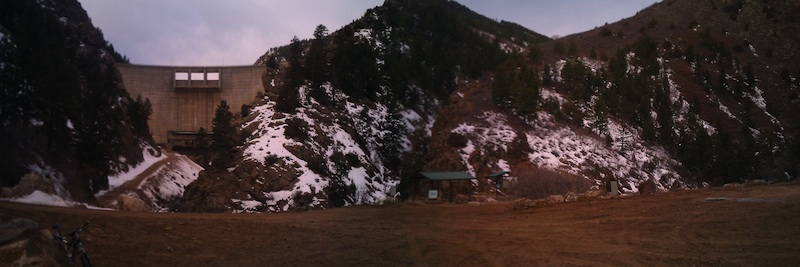 Waterton Canyon-March 1st!!-waterton-rest-area.jpg