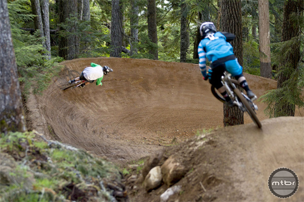 A full four-day demo pass is $220 and includes unlimited bike demos, lunches, guided rides, parties, beer, and six chairlift rides at the world famous Whistler Mountain Bike Park. Photo courtesy Whistler/Mike Crane