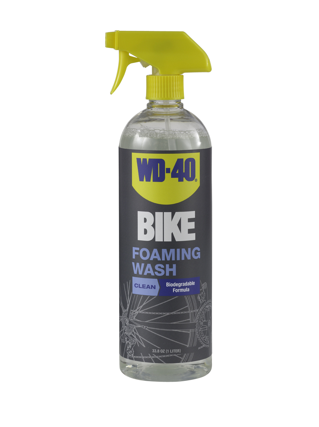 WD-40 BIKE Foaming wash