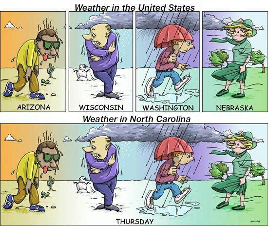 Reason why we can't bike.......frickin NC weather!-weather.jpg