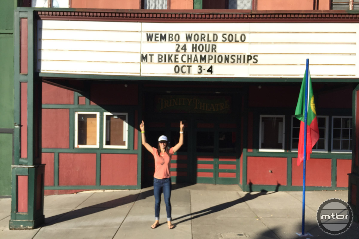 Weaverville and the Chamber of Commerce were very welcoming. Photo by Matt Ewonus