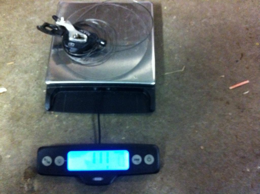 XX1 Mini-Review & Weights, XTR Weights, Race Face Next Crank Weight-weight-xtr-r-shifter.jpg