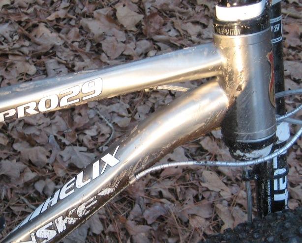 Lynskey Pro29 Lefty build-welds.jpg
