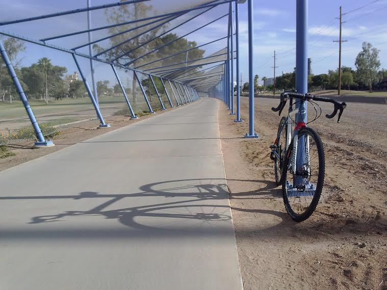 How many use a bike path on their commute?  (PICS)-western-canal-rlt9.jpg