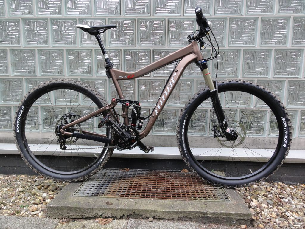 Niner WFO All Mountain 29er Bike