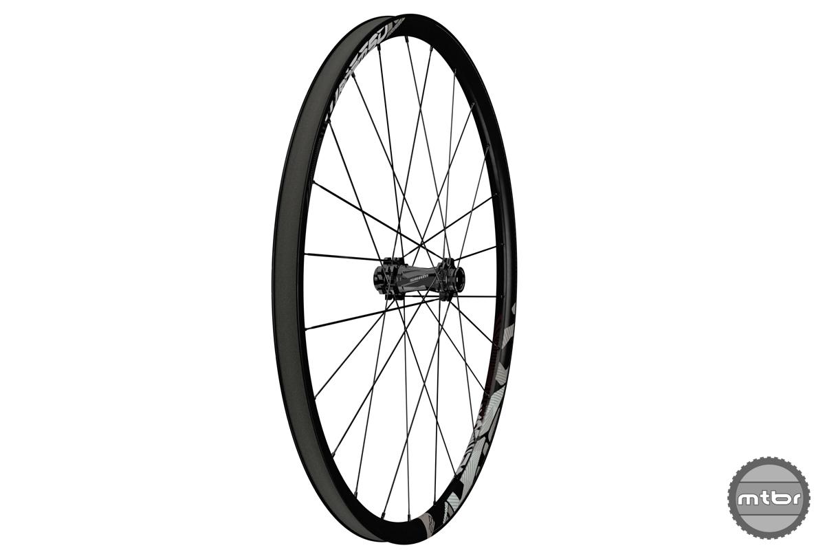 SRAM Roam 50 carbon trail wheels
