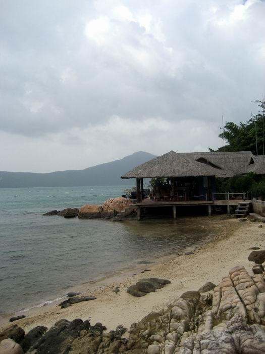 Whale Island Bar
