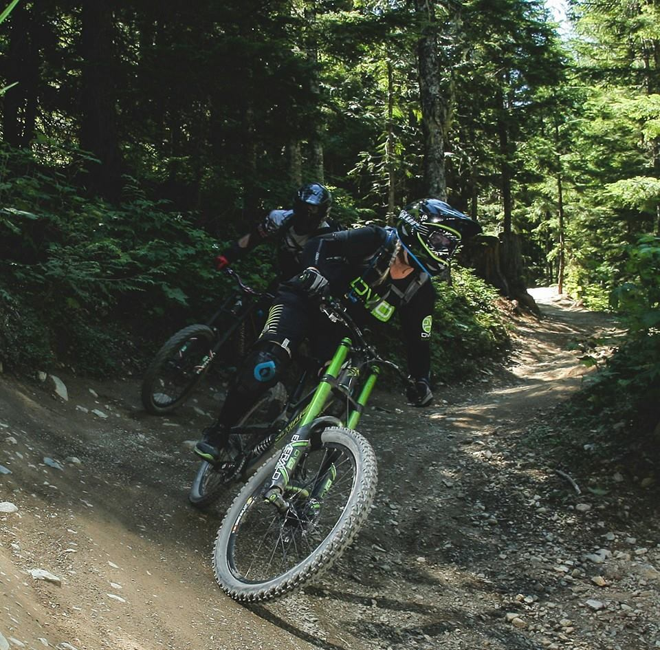 1st day of Whistler...with the wife out front and solo-whis2.jpg
