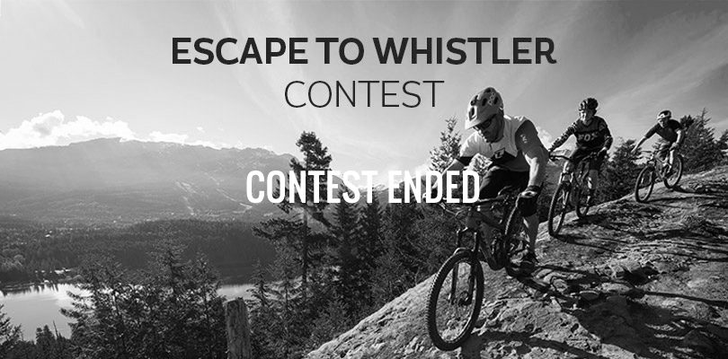 Whistler Contest Ended