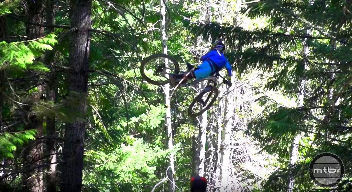 Jackson Goldstone takes us on a tour of Whistler Bike Park.