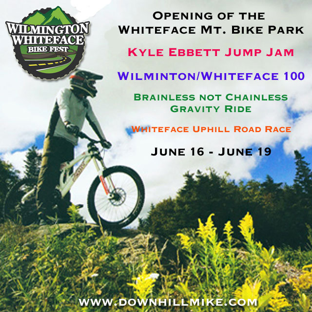 Whiteface Mt Bike Park Opening