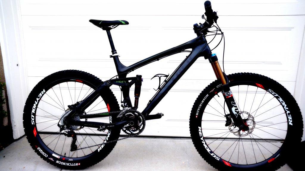 2012 Trek Remedy 9 8 650b Reynolds Carbon Conversion Mtbr Com