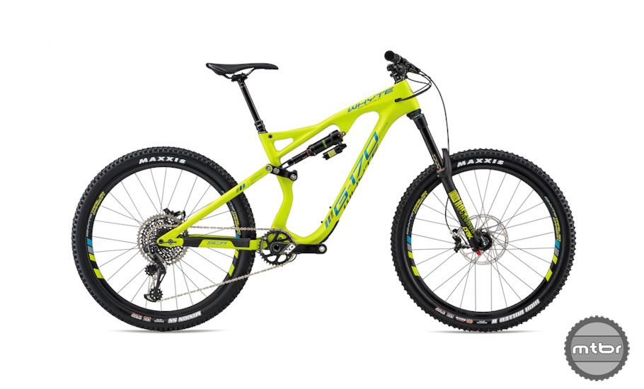 Whyte G-170 Works