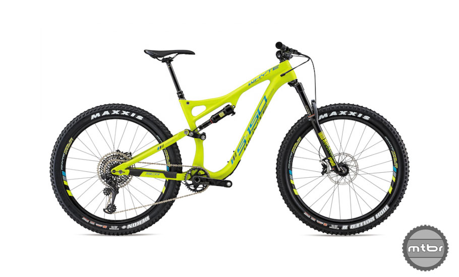 Whyte S-150 Works