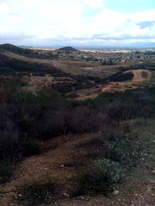 Located dirt jump DH course in Wildomar-wildomar-jump-trail.jpg