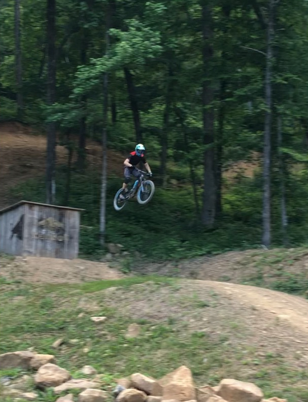 Revel Bikes Reviews-windrock-redbull-drop.jpg