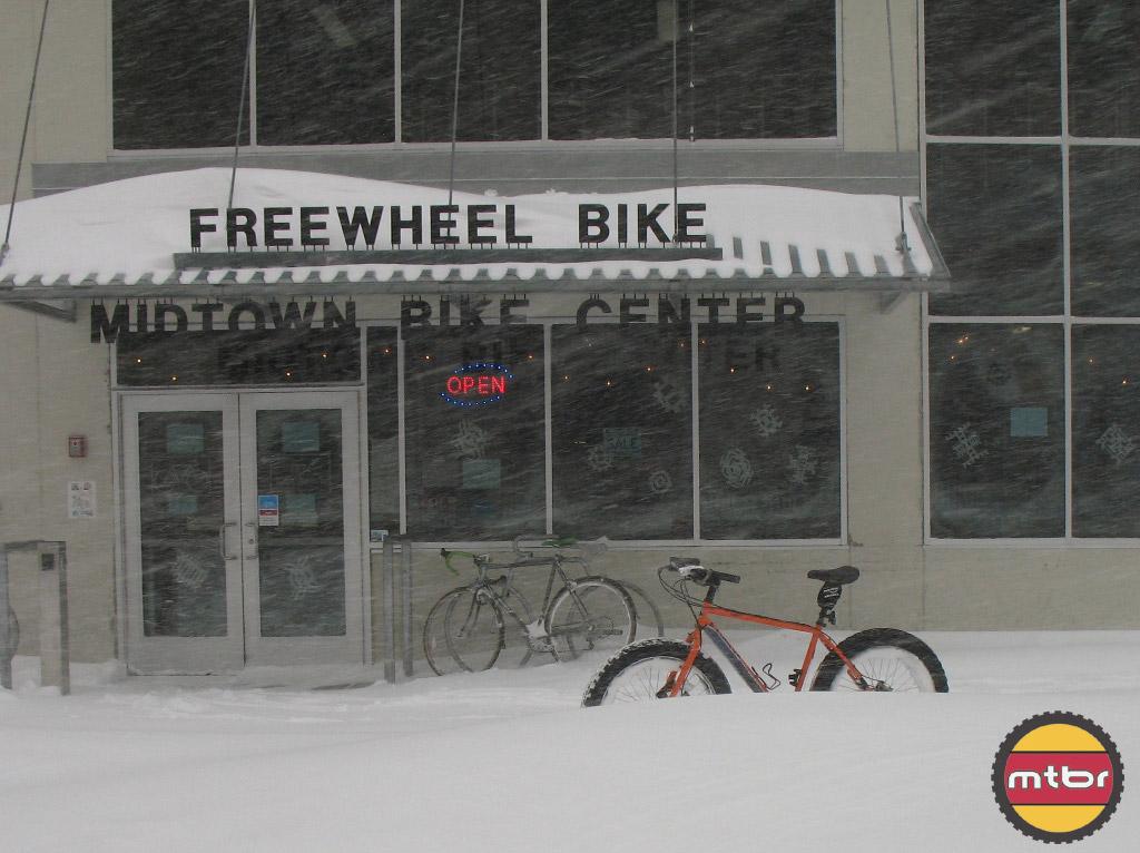 Winter Bike Expo - Freewheel Bike