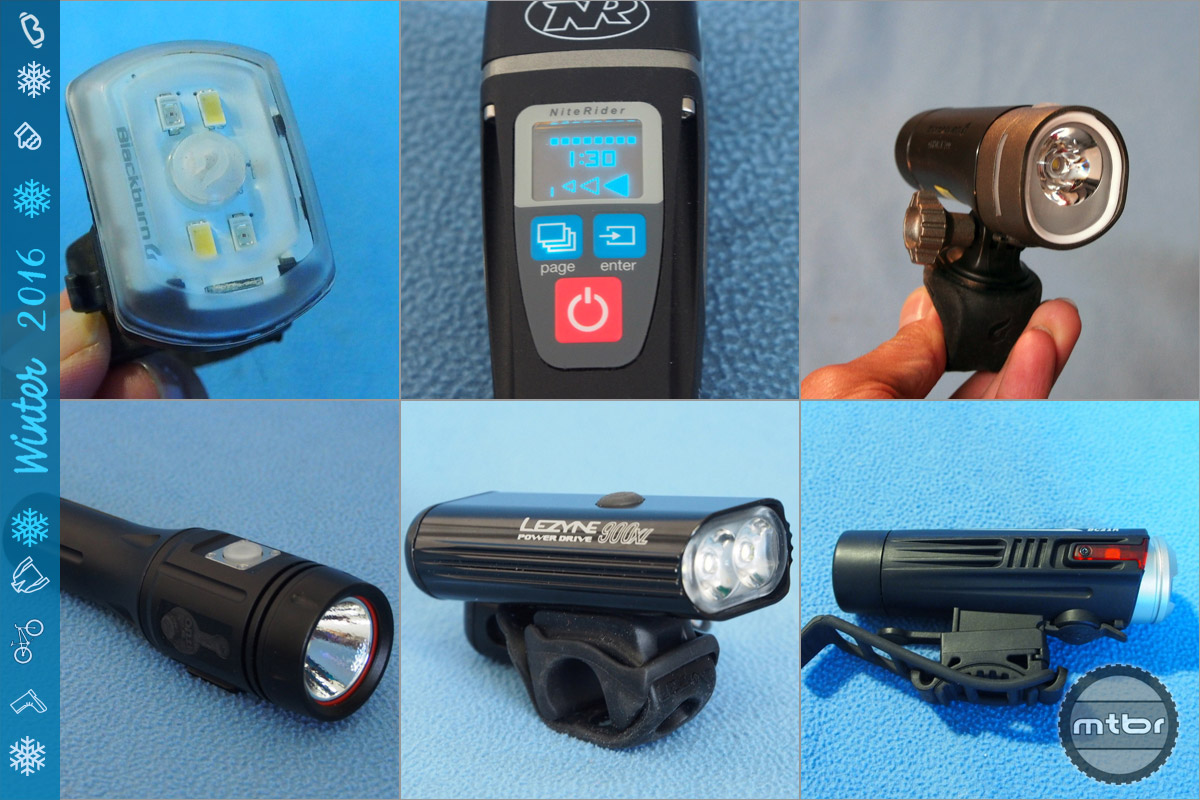 Extend your ride time (but dont break the bank) with these six night riding lights.