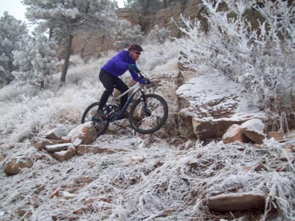 Winter Wonderland Black Hills South Dakota Mtbr Com