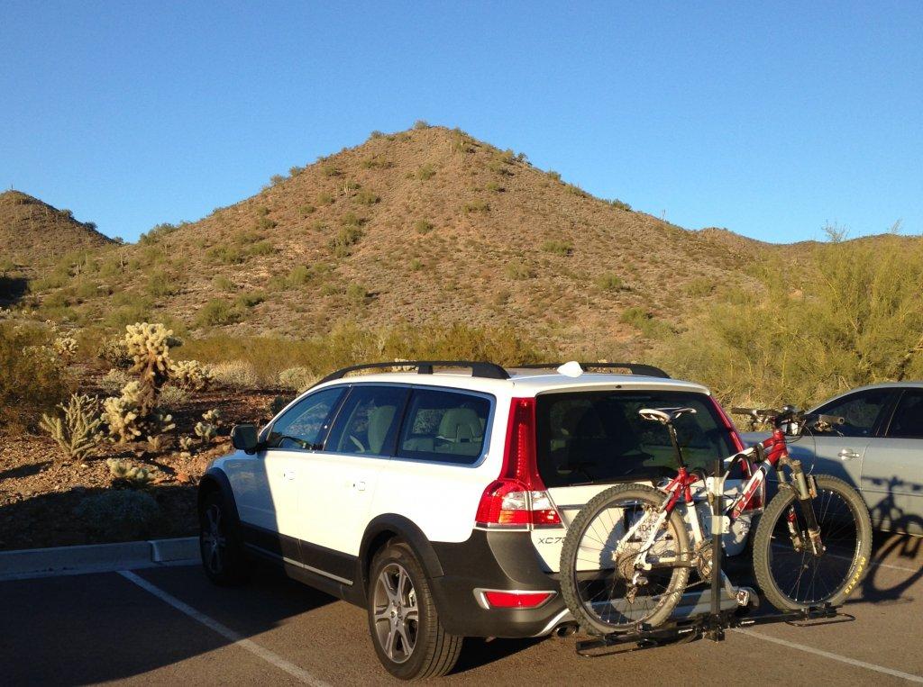 Are hitch mount racks legal in AZ  ?- Mtbr com