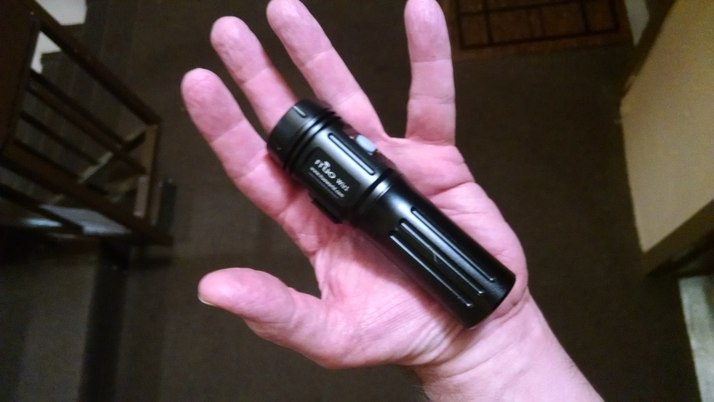 CAt User Review: Wiz 1 : ( Self-Contained 26650 Li-ion Bike Lamp / Torch )-wiz1-hand.jpg